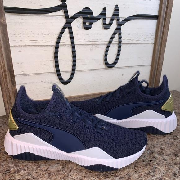 buty temperamentu super tanie 100% jakości DEFY Trailblazer Women's Puma Sneakers NWT